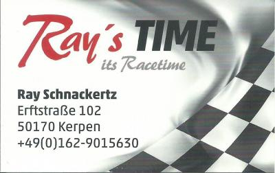 RAY`s TIME