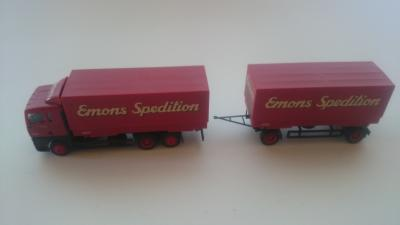 Emons Spedition Truck