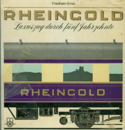 Rheingold -Luxuszug durch fünf Jahrzehnte (JJ1)