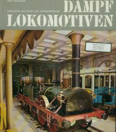 Englische, deutsche und schweizerische Dampf-Lokomotiven (JJ1)