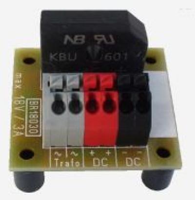 Brückengleichrichter 3A